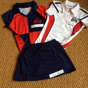 Sports Labels Girls
